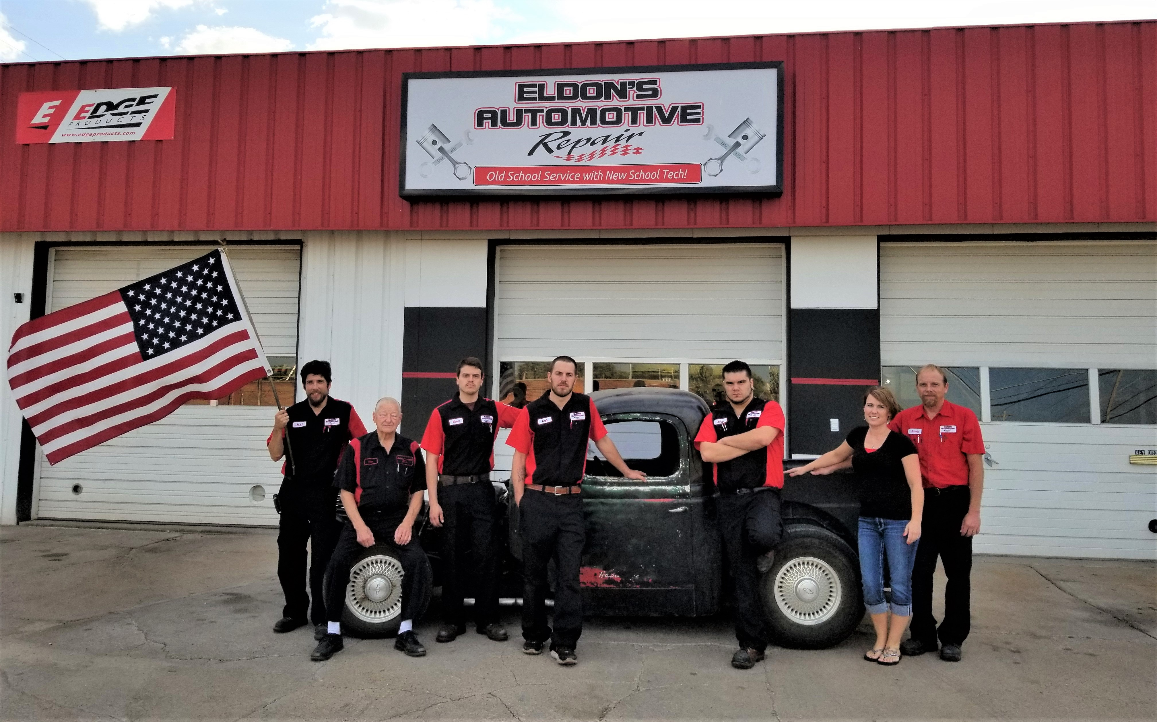 Eldon's Automotive Repair Team
