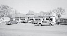 Eldon's Automotive Repair back in the day